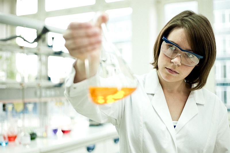 Chemielaborantin Gehalt